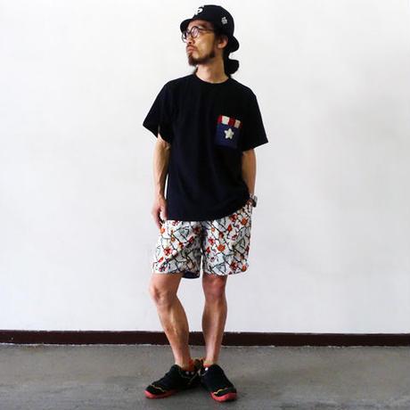 Star Crochet T(Black)