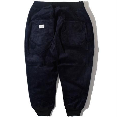 Cord Rib Pants(Navy)