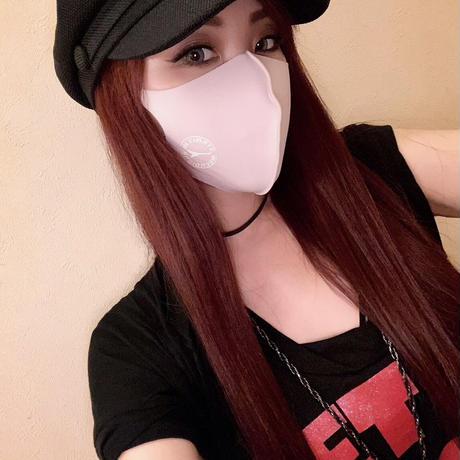 アルディアス・マスクSサイズ(ピンク グレー)