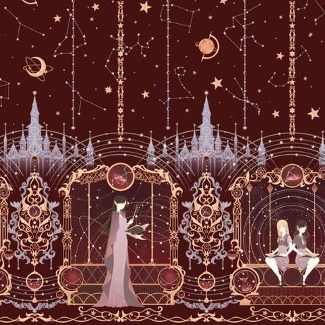ロリータ ワンピース 夏 レディース ロリィタ 星占い 星座 可愛い ゆめかわいい