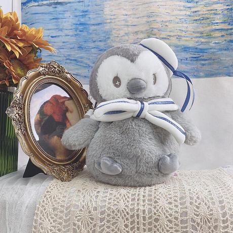 ロリータ ショルダーバッグ ぬいぐるみ ポシェット 斜めがけ 原宿 ホッキョクグマ ペンギン 可愛い 秋冬