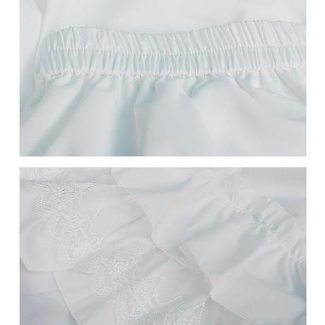 ロリータ チュチュ スカート パニエ  ふわふわ バレエ 衣装 ボリュ―ム
