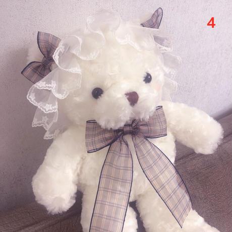 ロリータ バッグ 甘ロリ ぬいぐるみ テディベア ショルダーバッグ Lolita 選べる13色