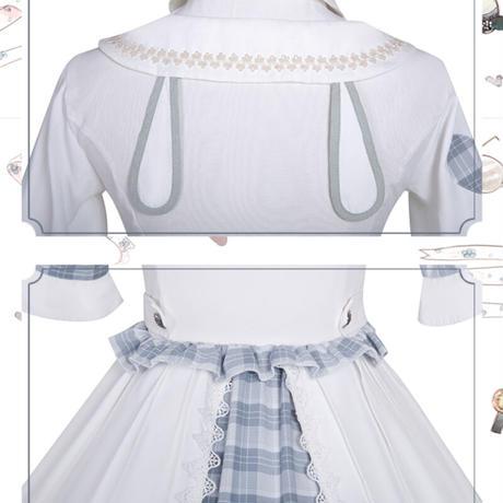 秋新作 ワンピース ロリータ 半袖 アイドル衣装 コスプレ コスチューム レディース パーティ