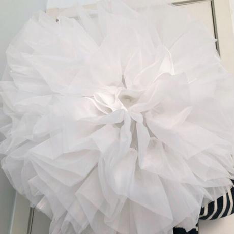 ロリータ パニエ 46-68cm 長さ調節可 ワイヤー無  柔らか レディース コスプレ バレエ ブライダル 衣装 ハロウィン