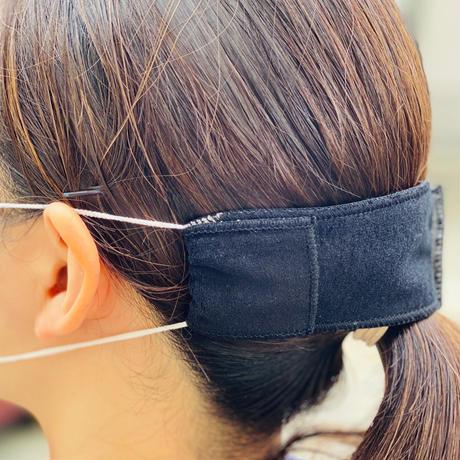 マスクで耳が痛くならない ミミラ〜ク(大・小各1本、2本入り)