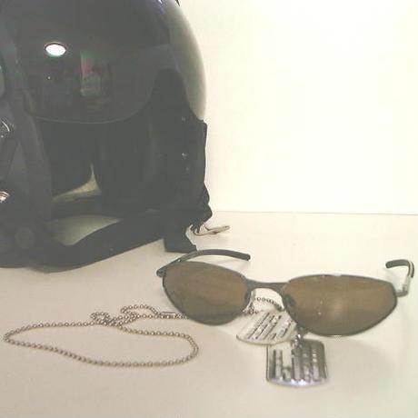 Victry  国産偏光サングラスVR6-BR