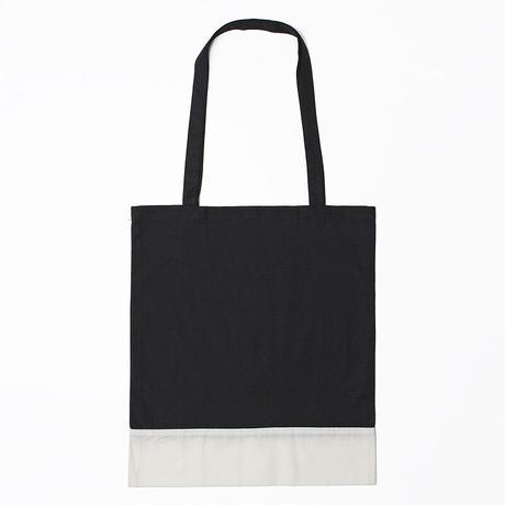 BICOLOR TOTE(Black&White)