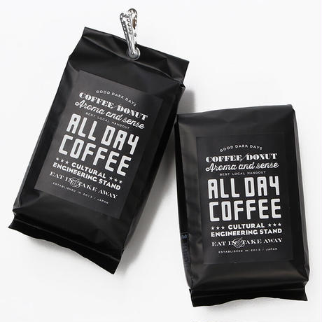 ALL DAY COFFEE GIFT BOX コーヒー豆 200g×2