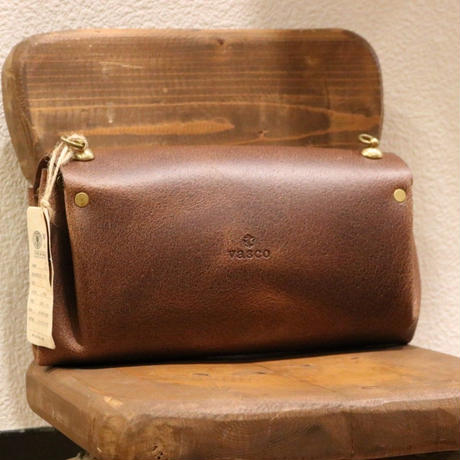 VASCO  VSC-215L【 LEATHER GARCON 2WAY BAG 】CORTESIA