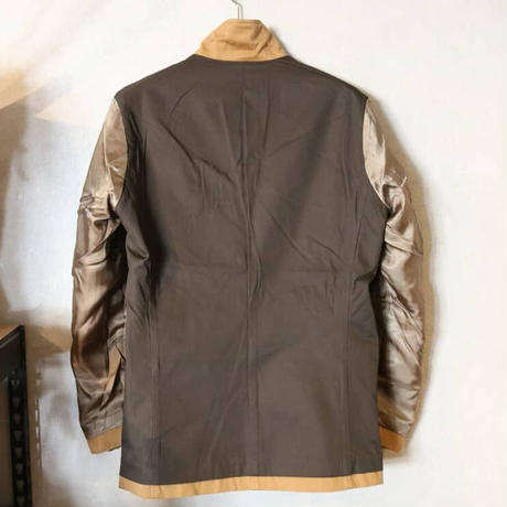 WORKERS【MoonglowJacket】BrushedSoftChino