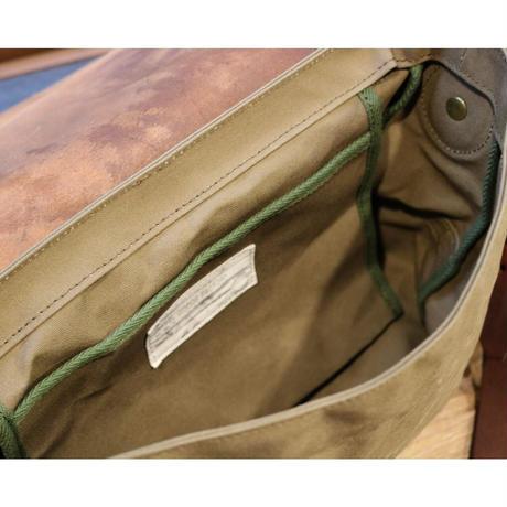 VASCO   VS-248-5P【CANVAS × LEATHER MAIL BAG 】MEDIUM