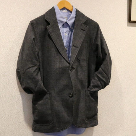 WORKERS【MapleLeafJacket】GrenPlaid Size.36