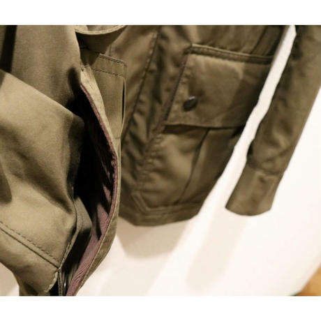 WORKERS         【WeatherConfortParka】RUSSET