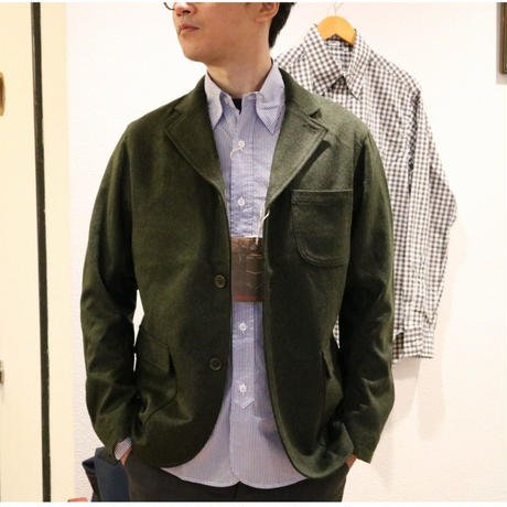"WORKERS 「LoungeJacket」 ""LodenCloth"" Size.36(S)"