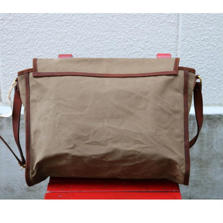 VASCO【 CANVAS MAIL SHOULDER BAG 】LARGE