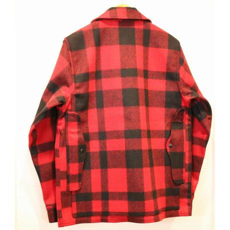 FILSON【 SINGLE MACKNAW CRUISERJACKET 】Red