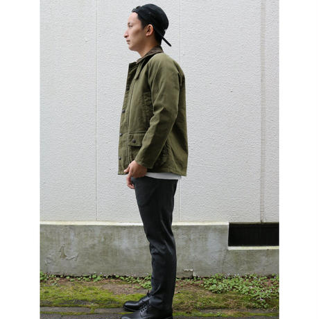 FOB FACTORY【 RIDING JACKET 】KHAKI , OLIVE