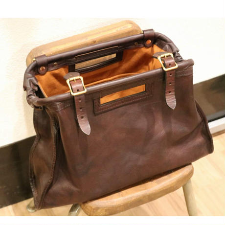 VASCO【 LEATHER CITY MAIL BAG 】Brown