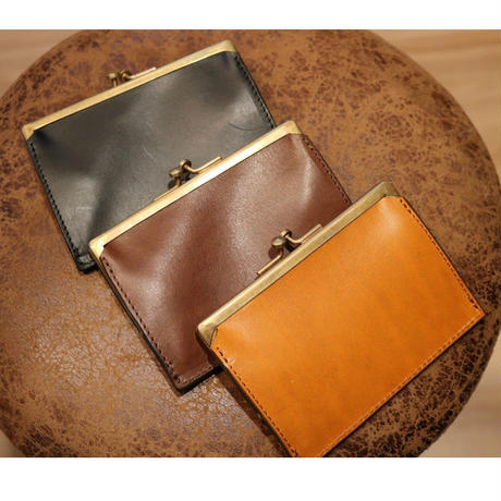 VASCO 【 LEATHER VOYAGE PURSE CASE 】