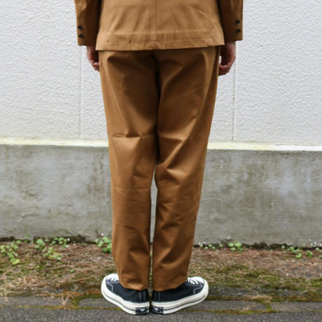 WORKERS【MooglowTrousers】BrushedSoftChino