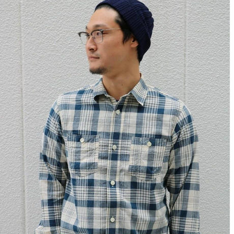 WORKERS 【 Lt Work Shirt 】