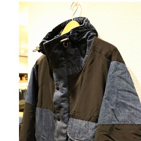 KATO'【デニムマウンテンジャケット】Size.Medium