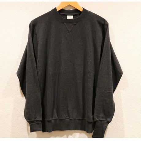 WORKERS 【 FC High Gauge Knit 】ChacoalGrey