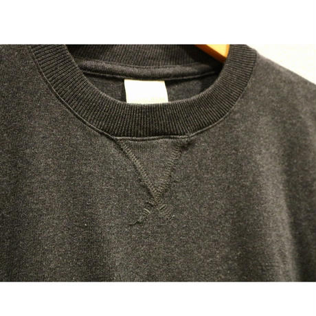 WORKERS 【 FC High Gauge Knit 】ChacoalGrey  Size.Large