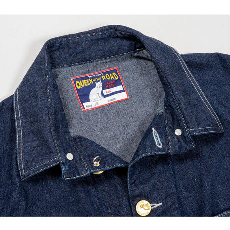 "WORKERS""Queen of the road""【Railroad Jacket】"