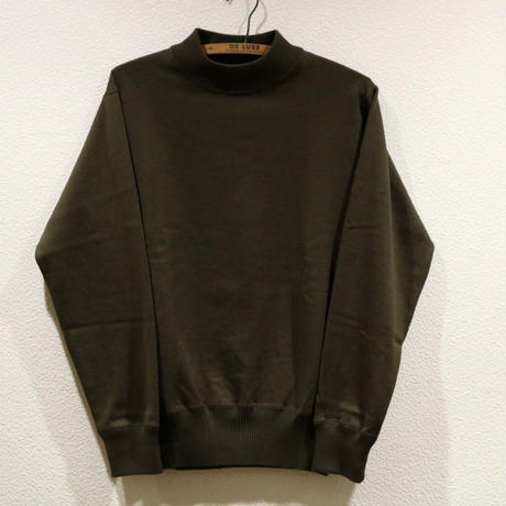 WORKERS【USN CottonSweater】Olive Size.Large