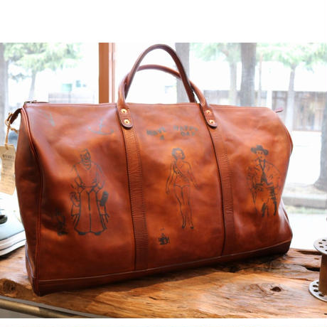 VASCO 【PAINTLEATHERBOSTONBAG】