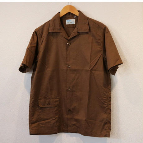 WORKERS【OpenCollerShirt】CottonLinenCloth