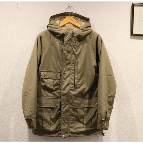 WORKERS【 Mountain Pile Parka 】GREY