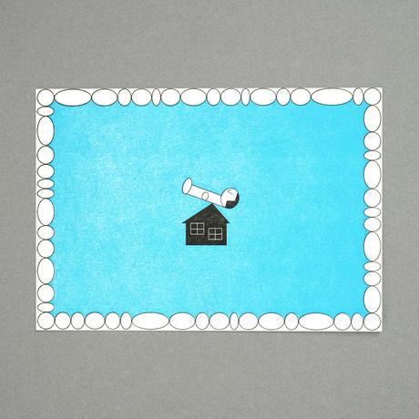 活版印刷 Post Card × Saehan Parc