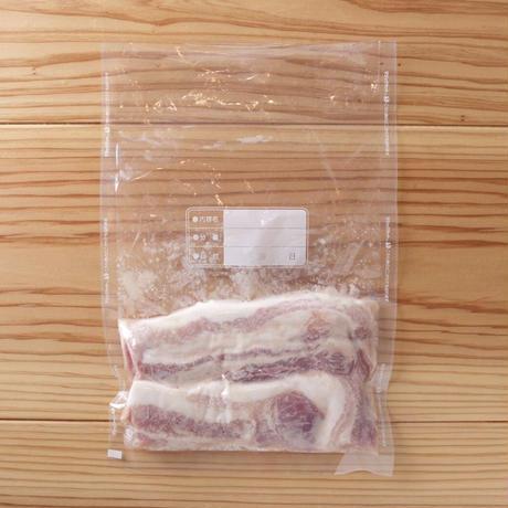上州豚 豚バラ肉の自家製粕漬け