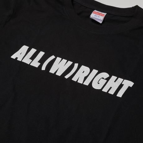 AWオリジナルTシャツ(黒)