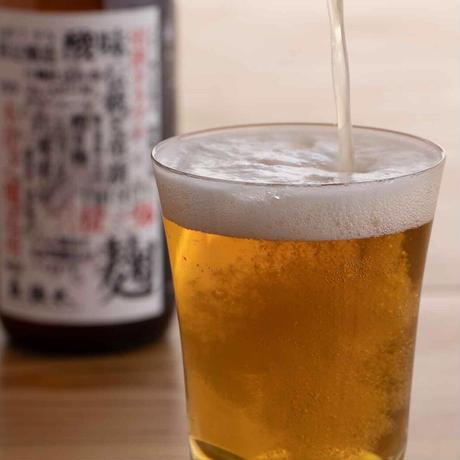 麹ビール 「三位一体」