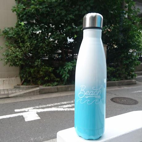 グラデーション耐熱&保冷ボトル