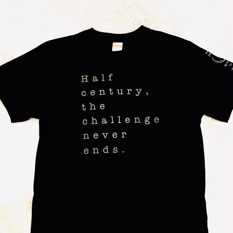 Tシャツ 東野純直50th 記念デザイン