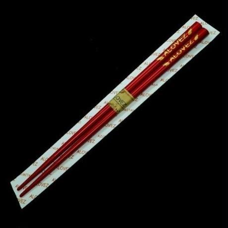 「ALOVE」輪島塗 箸(赤)