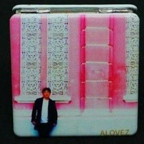 「ALOVE」コンパクトミラー