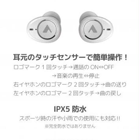 Bluetooth完全ワイヤレスイヤホンBTW-A9000
