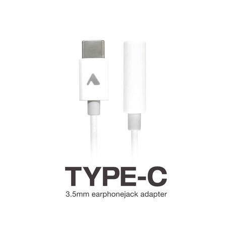 TypeC→3.5mmイヤホンジャック変換ケーブル TCE-M10