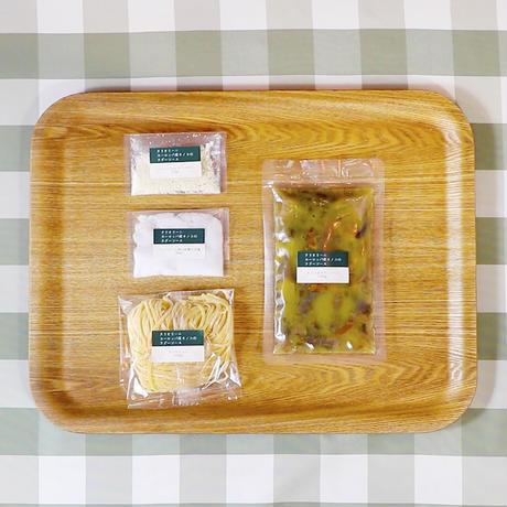 ヨーロッパ産キノコのラグーパスタセット(4食分)