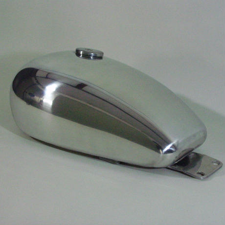 VANVAN200 ロングピーナッツアルミタンク 品番1401