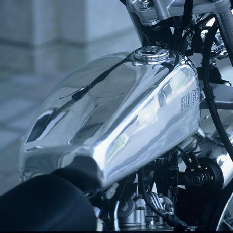 VANVAN200 フラットサイドアルミタンク 品番1400A