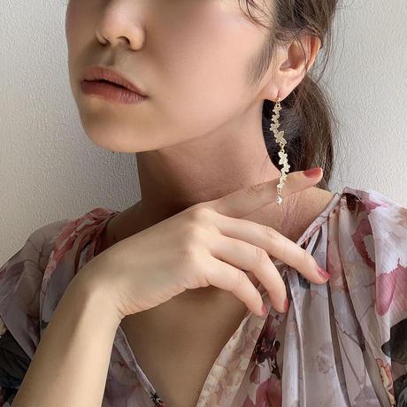 【Hand-made】Butterflies pierces/earrings #9