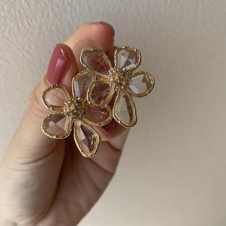 【Hand-made】Sutera pierces #21