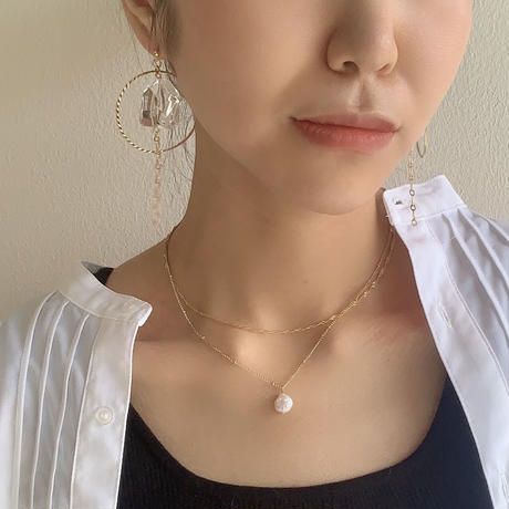 【Hand-made】The carat pierces/earrings #31